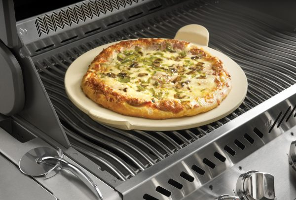Ceramic Pizza stone 12 inch
